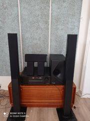 Sherwood Dolby Digital Surround-Anlage