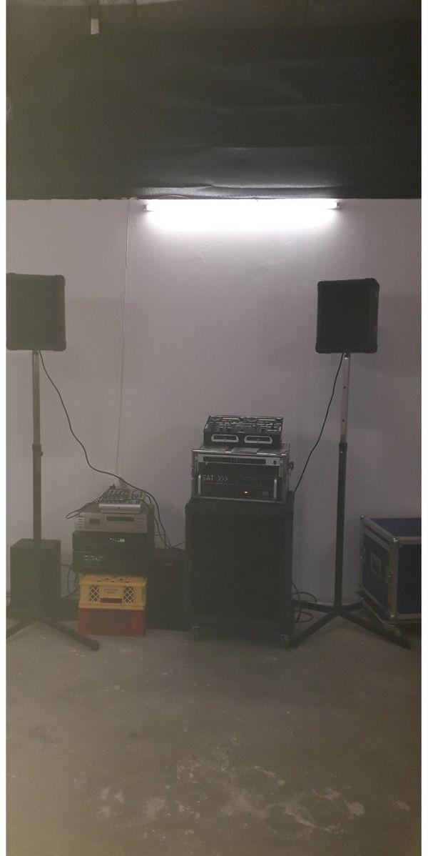 PA Anlage KS Audio 1500