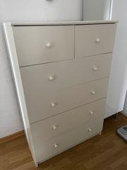 Kommode weiß Ikea