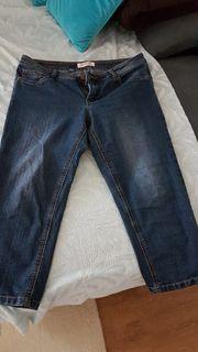 DAMEN Jeans gr 40 halblang