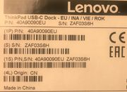 Lenovo ThinkPad Docking-Station