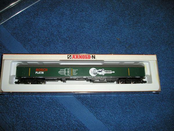 Arnold 3883 Spur N Großraumgüterwagen