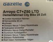 Gazelle Fahrrad Dame mit Kaufpreis