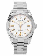 Rolex Milgauss 116400 Stahl Automatik