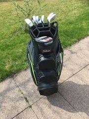 Komplettes Golf-Set inkl Schläger von