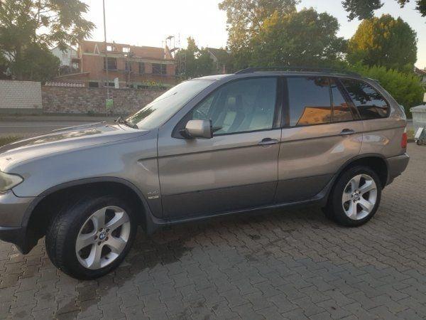BMW X5 4 4 i
