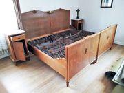 Schlafzimmer im Jugendstil