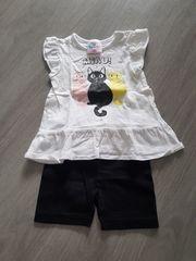 Mädchenkleidung für den Sommer Gr