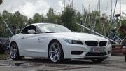 Super Herbstangebot - BMW Z4 Cabrio