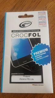 Handy Schutz Folie Huawei P8Lite
