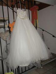 Hochzeitskleid in Gr 42 für