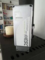 Suche e-bike Pegasus mit suntours