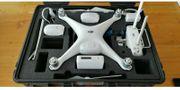 Drohne Phantom 4 Komplett Zubehör