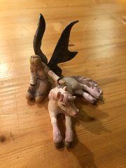 Schleich Elfe mit Pferd