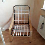 IKEA Pöang Schwingstuhl Relax-Sessel -GESTELL