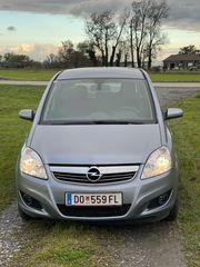 Opel Zafira Erdgass 7sitzer
