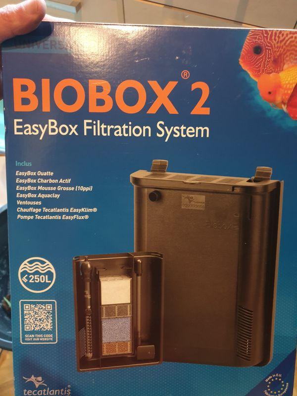 BioBox 2 NEU OVP Tausch