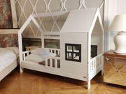 Hausbett für Kinder Aster mit
