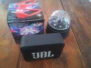 JBL Party Licht mit Rotation