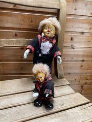 Dekorative Clowns