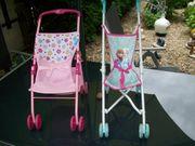 2 Puppenwagen