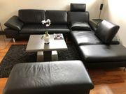 Wohnzimmer-Sofa-Kombination Marke Schilling