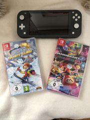 Nintendo Switch Lite Grey 2