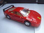 Modellauto Mercedes Ferrari F40 MINIFLITZER