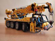 Lego Technic 8421 Pneumatik Kranwagen