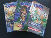 3 Tggk Junior Bücher