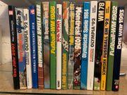 Sportbücher zu verschenken