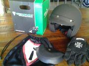 Damen-Motorrad-Helm