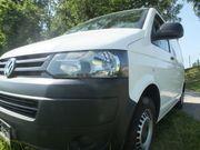 T5 Transporter 2014 Einparkhilfe 1