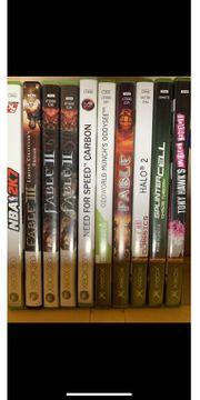 Spiele für X-Box und X-Box360