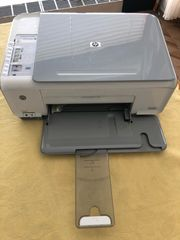 HP Photosmart C3180 Fotodrucker