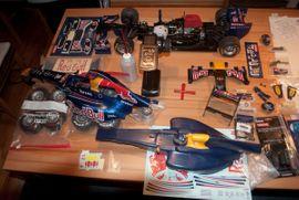 RC-Modelle, Modellbau - RB7 Red Bull Formel 1