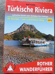 Rother Wanderführer Türkische Riviera und
