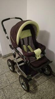 Baby Set - Kinderwagen Badewanne Kinderbett