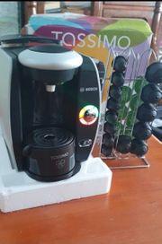 Tossimo Kapseln Kaffeemaschine von der