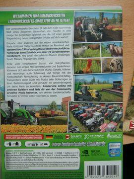 PC Gaming Sonstiges - Landwirtschaftssimulator 17