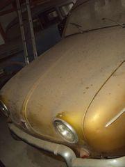 Oldtimer Renault Dauphine Typ 1090