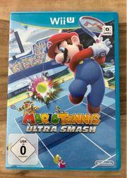 Mario Tennis Nintendo Wii U