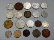 Münzen Alle Welt