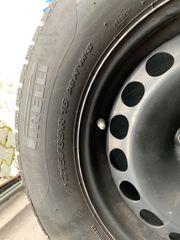 Winterreifen für VW Tiguan