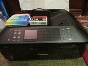 Canon MX 855 Multifunktionsdrucker