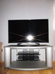 Modernen TV SCHRANK mit Glasböden