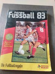 Panin Fussball Sammelheft 83
