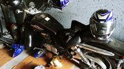 2x Suzuki Marauder 125ccm abzugeben