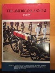 The Americana Annual Jahresbände 1976 -