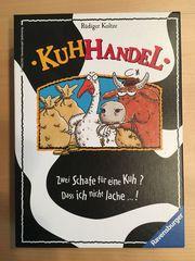 Kuhhandel Kartenspiel von Ravensburger - Auktionsspiel